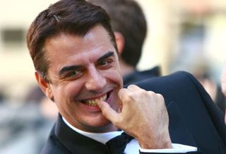Chris Noth como Mr. Big en Sex and the City